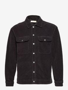 CASTLEFORD SHIRT - jeansjackor - baron taupe