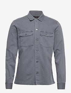 SPOTTER LS SHIRT - oxford-skjortor - aster blue