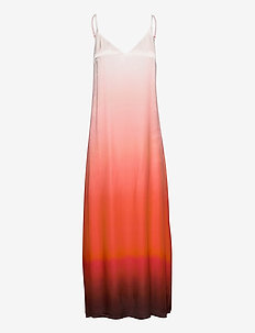 VINIA OMBRE DRESS - sommerkjoler - red