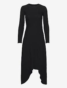 GIA LS DRESS - robes de cocktail - black