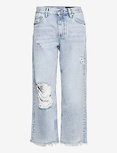 APRIL BOYS JEANS - boyfriend jeans - light indigo