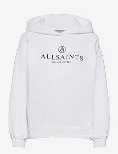 UNITE JEN HOODY - hoodies - optic white