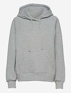 ALLSAINTS TALON HOOD - hoodies - grey marl