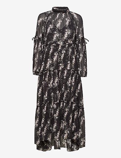 EIMEAR CULTIVAR DRES - maxi dresses - black