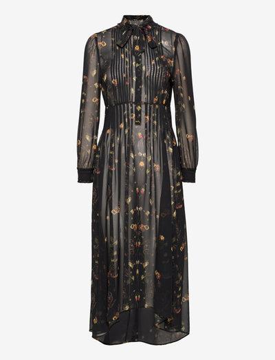 PIPPA OSMOSIS DRESS - evening dresses - black