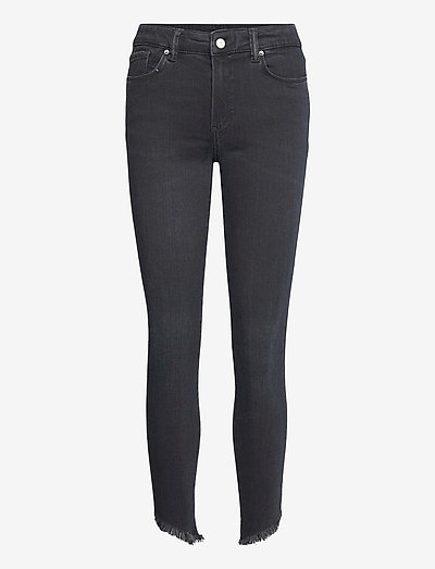 MILLER JEAN - skinny jeans - blue/black