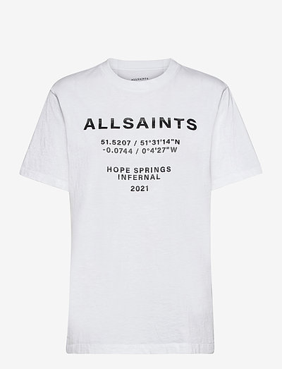 CO-ORDINATES BF TEE - t-shirts & tops - optic white