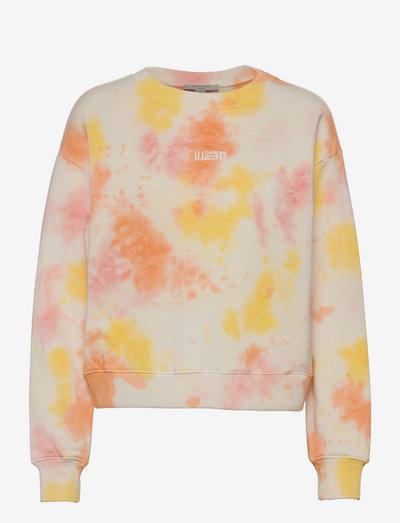 WE ARE PIPPA TYDY SW - sweatshirts en hoodies - sunflower bloom