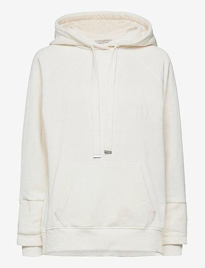 ALLSAINTS LUCIA HOOD - sweatshirts & hoodies - warm white