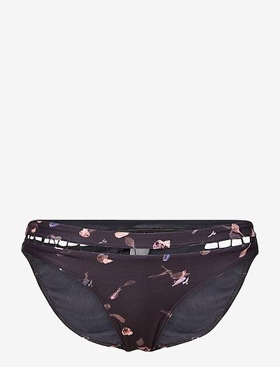 GORAH MUTARE BIKINI - bikini bottoms - black