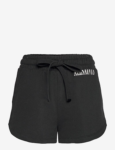 LILA SHORTS - casual korte broeken - black