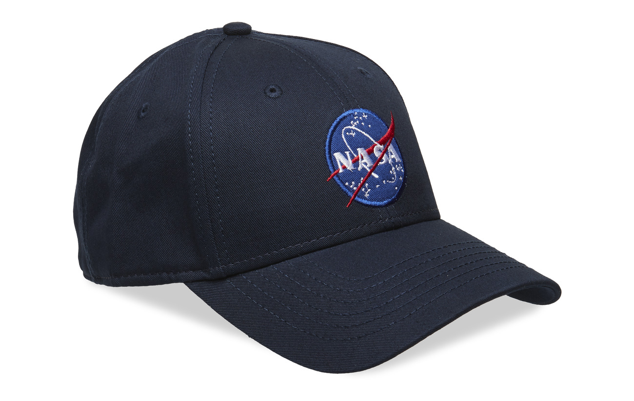 Alpha Industries Nasa Cap - REP.BLUE