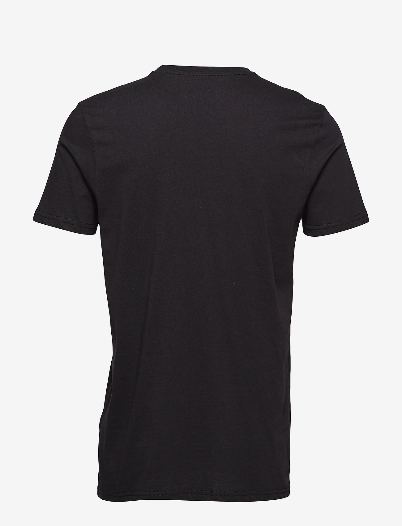 Alpha Industries - Basic T-Shirt - lyhythihaiset - black - 1