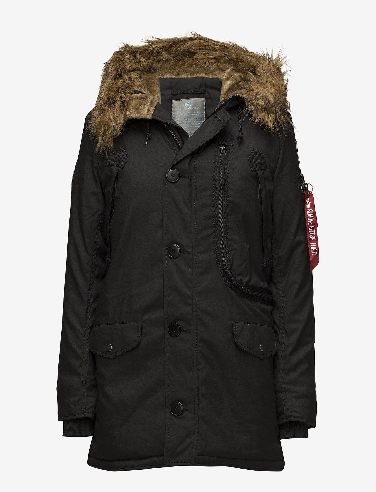 Polar Jacket Wmn (Svart)