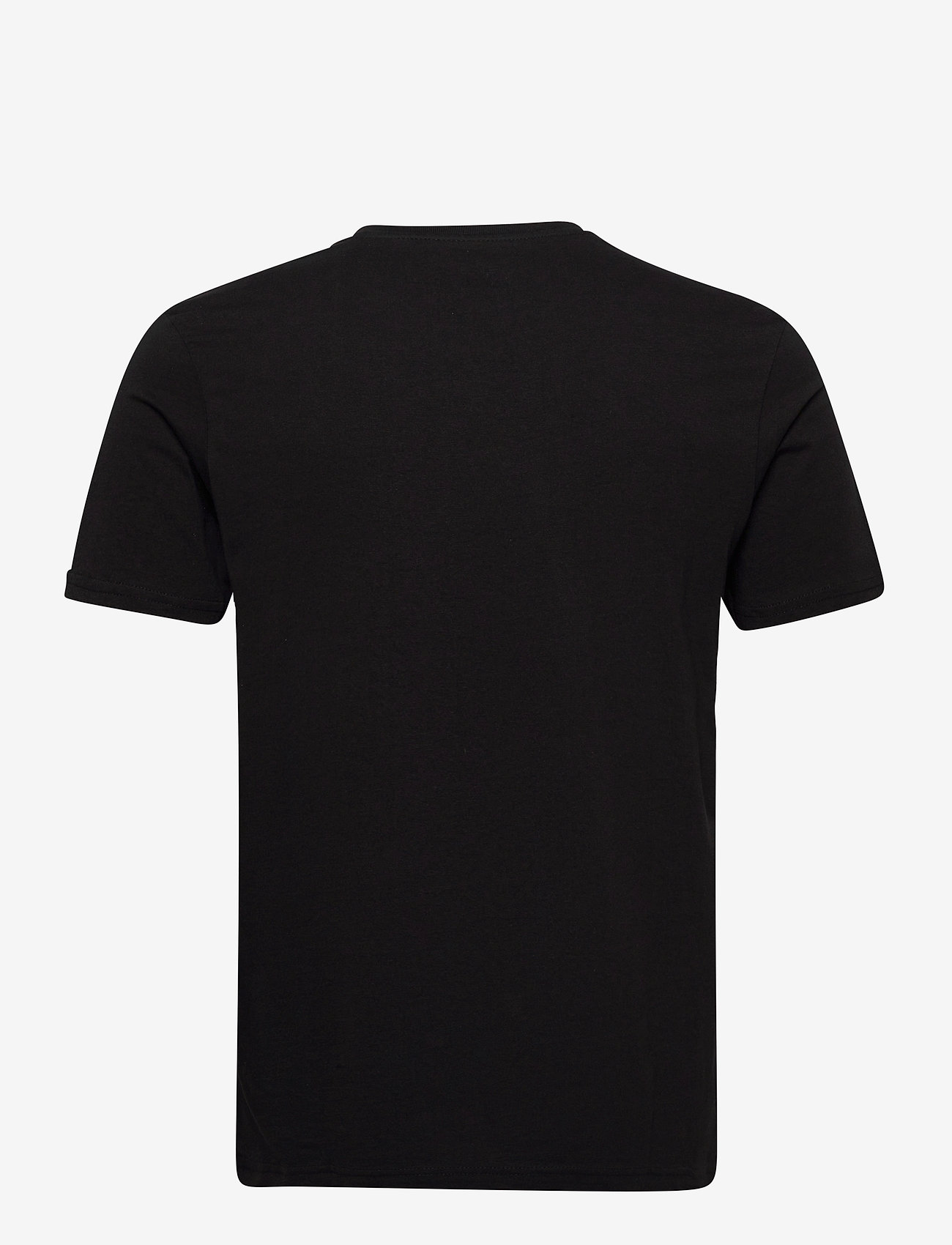Alpha Industries Alpha Industries T - T-skjorter BLACK/WHITE - Menn Klær