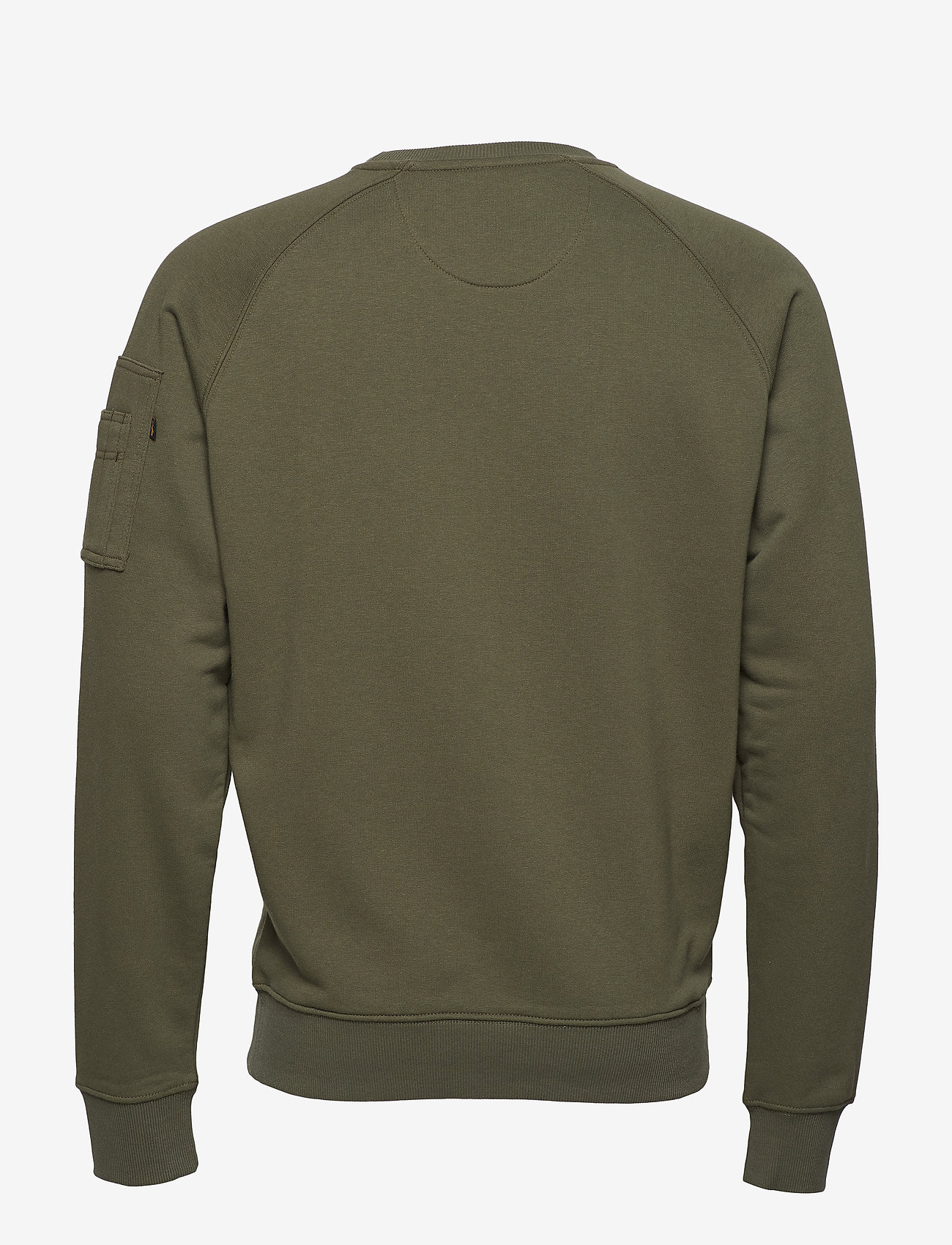 Alpha Industries X-Fit Sweat - Sweatshirts DARK GREEN - Menn Klær