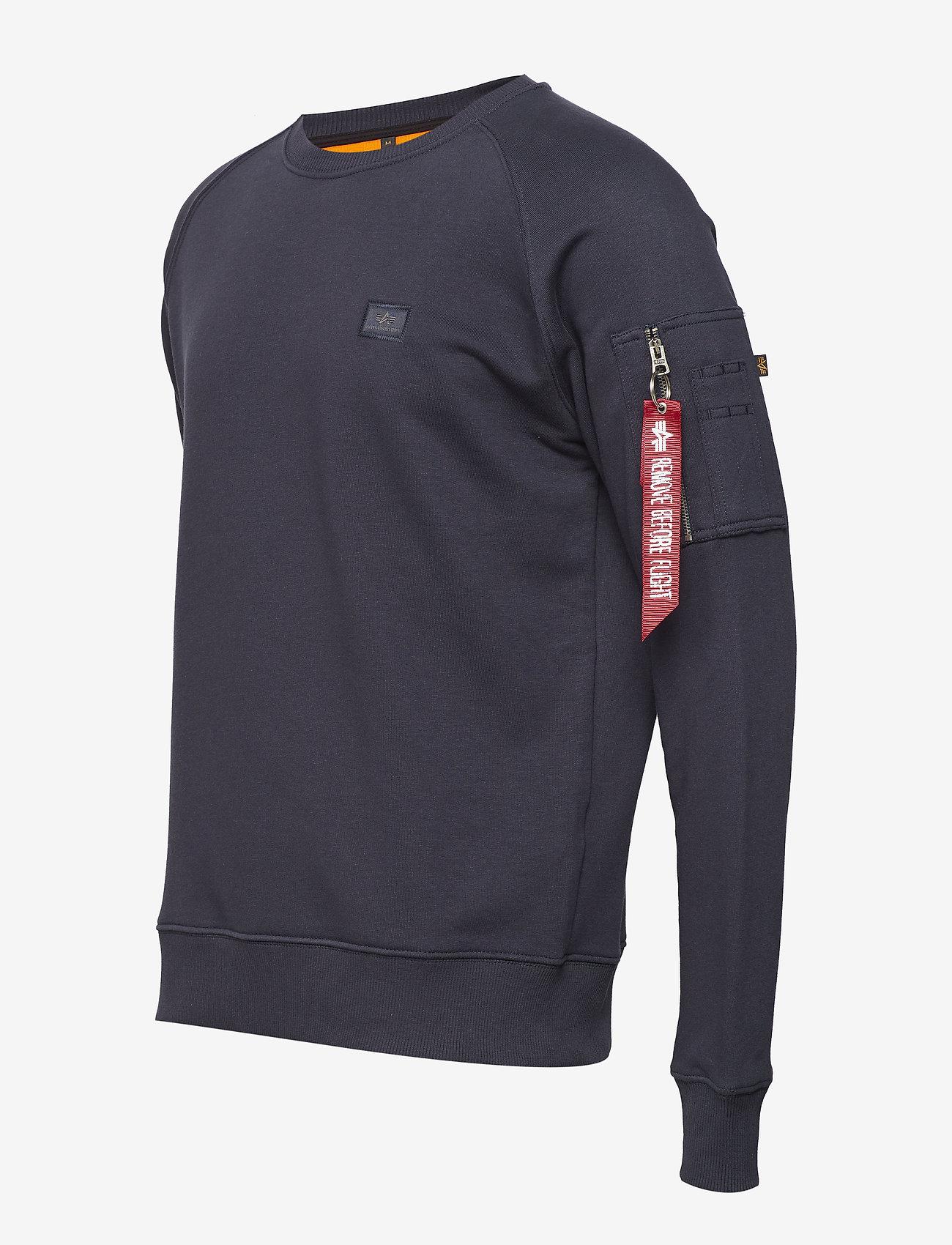 Alpha Industries X-Fit Sweat - Sweatshirts REP.BLUE - Menn Klær