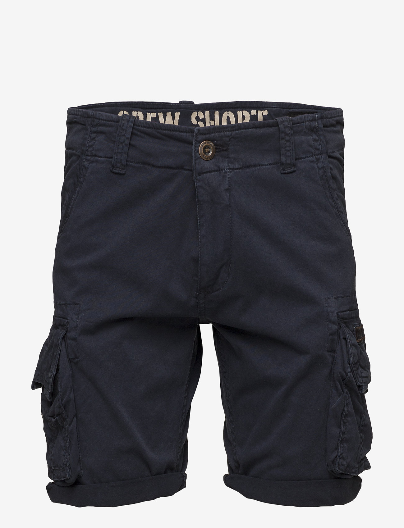 Alpha Industries - Crew Short - rennot - rep.blue - 0