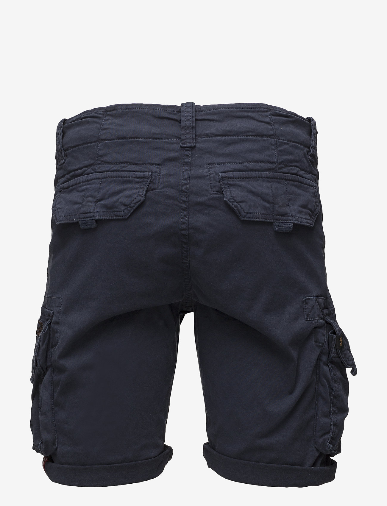Alpha Industries - Crew Short - rennot - rep.blue - 1