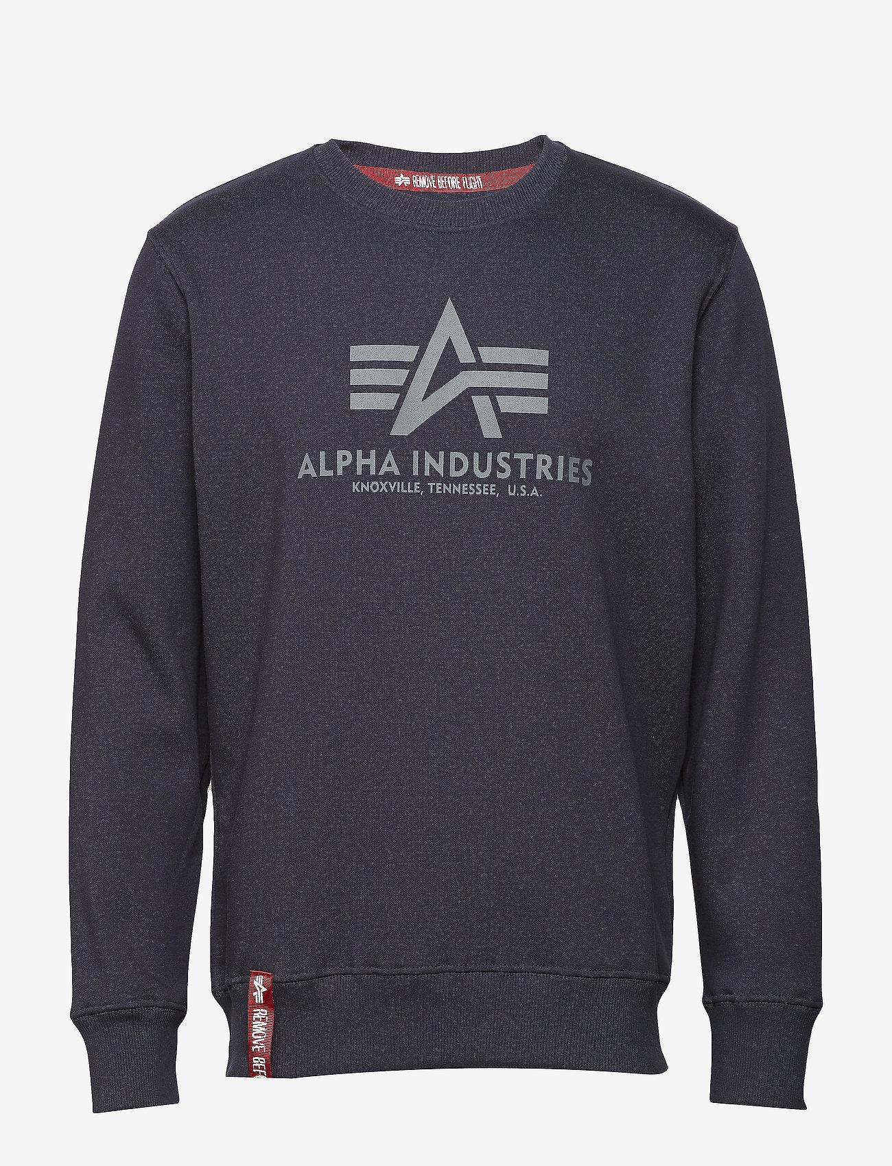 Alpha Industries - Basic Sweater - yläosat - rep.blue - 0
