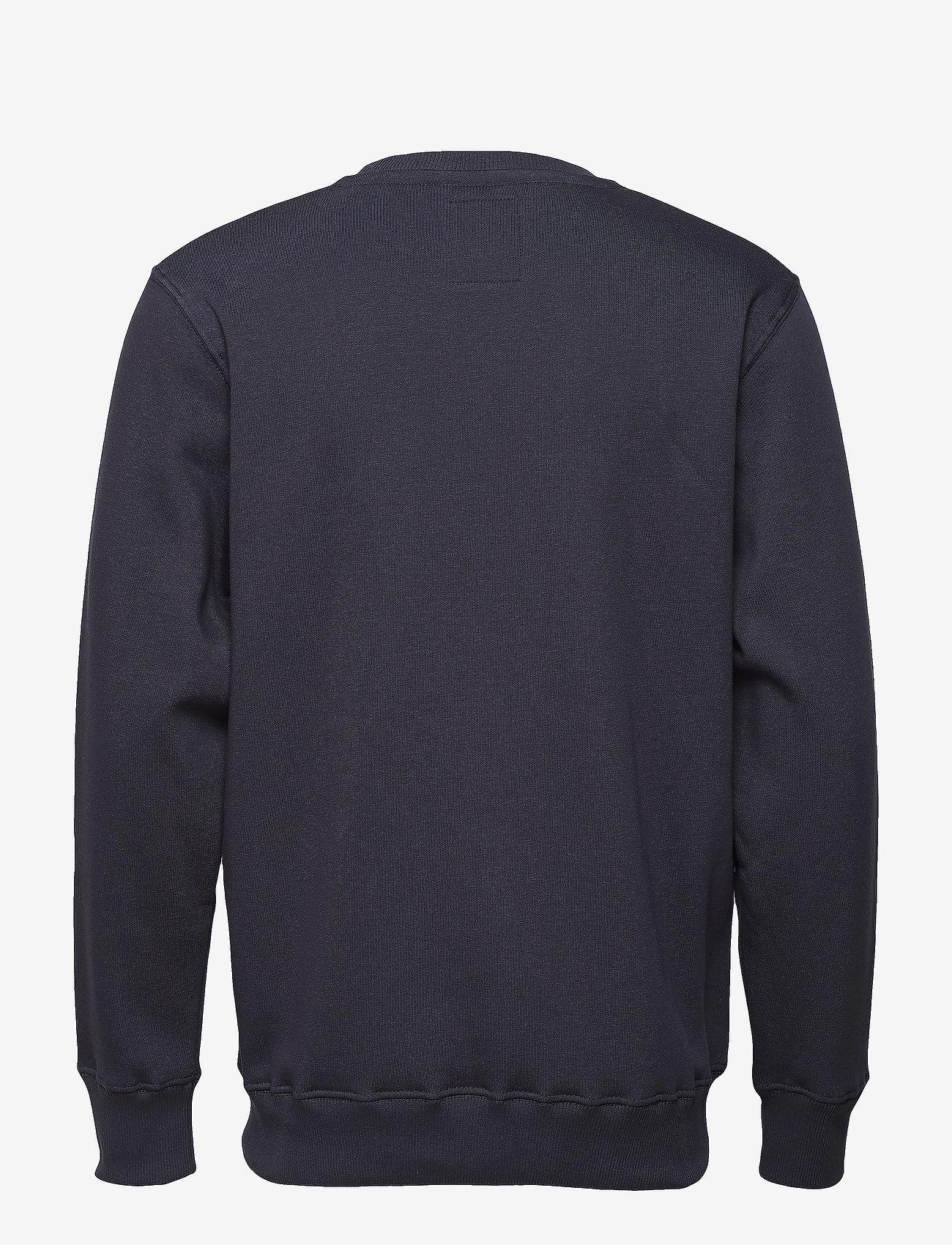 Alpha Industries - Basic Sweater - yläosat - rep.blue - 1