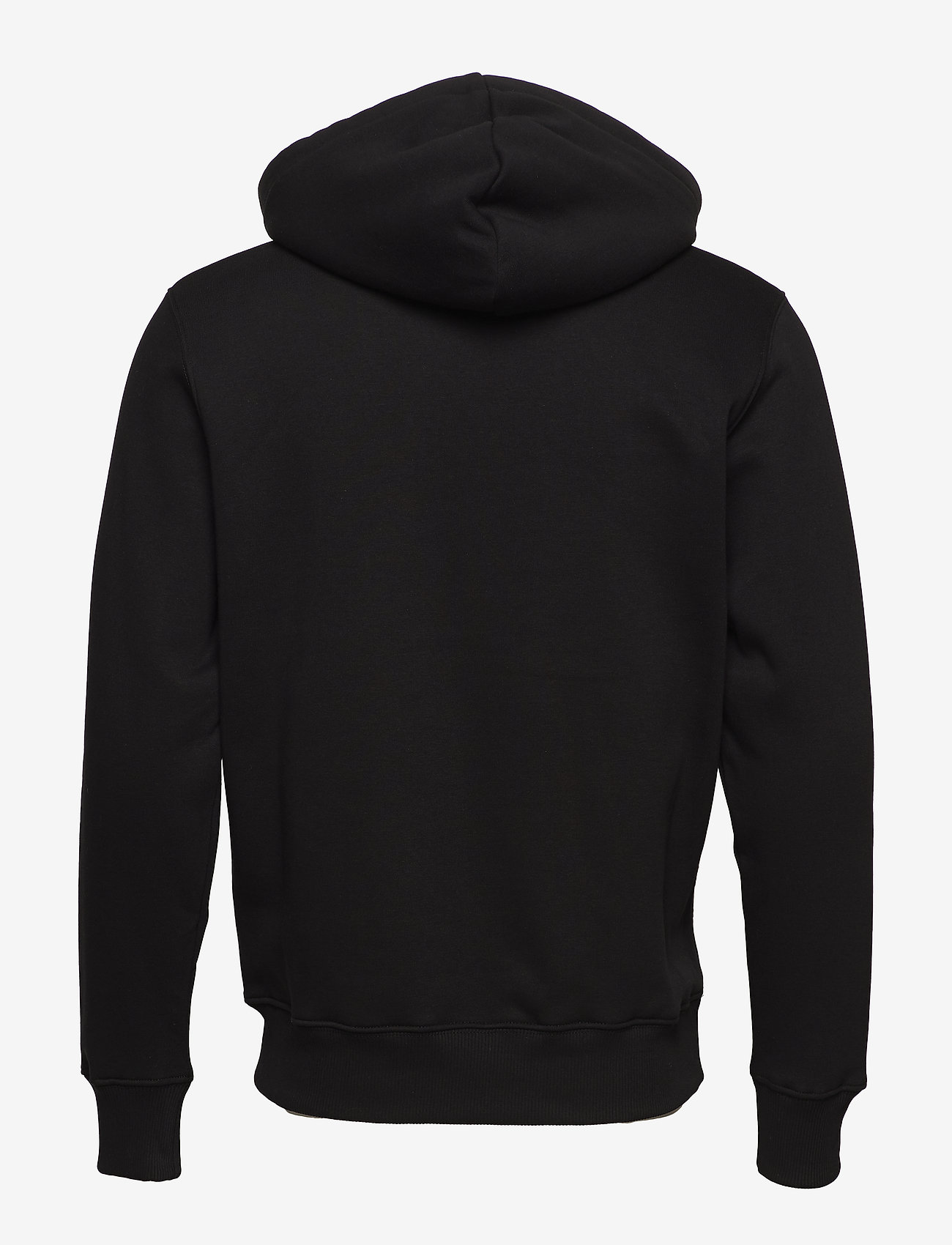 Alpha Industries - Basic Hoody - hupparit - black - 1