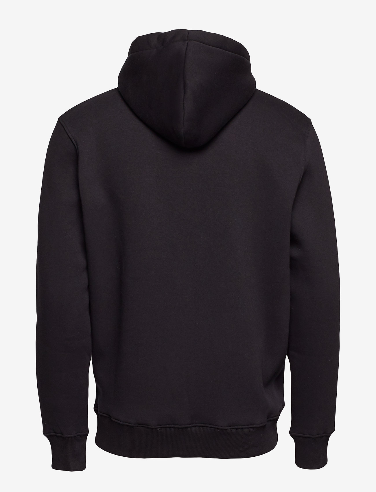 Alpha Industries - Basic Zip Hoody - hupparit - black - 1