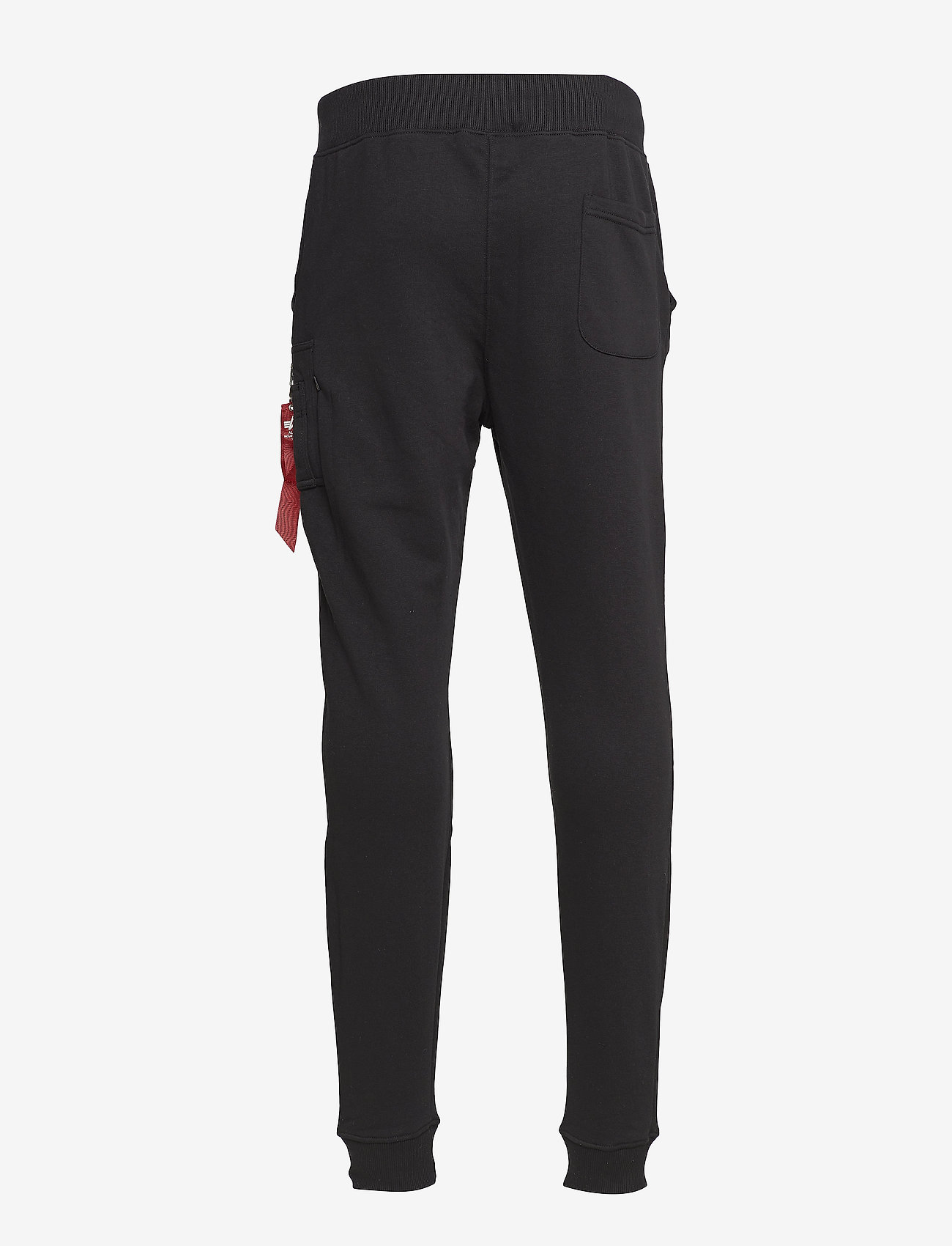 Alpha Industries - X-Fit Slim Cargo Pant - treenihousut - black - 1