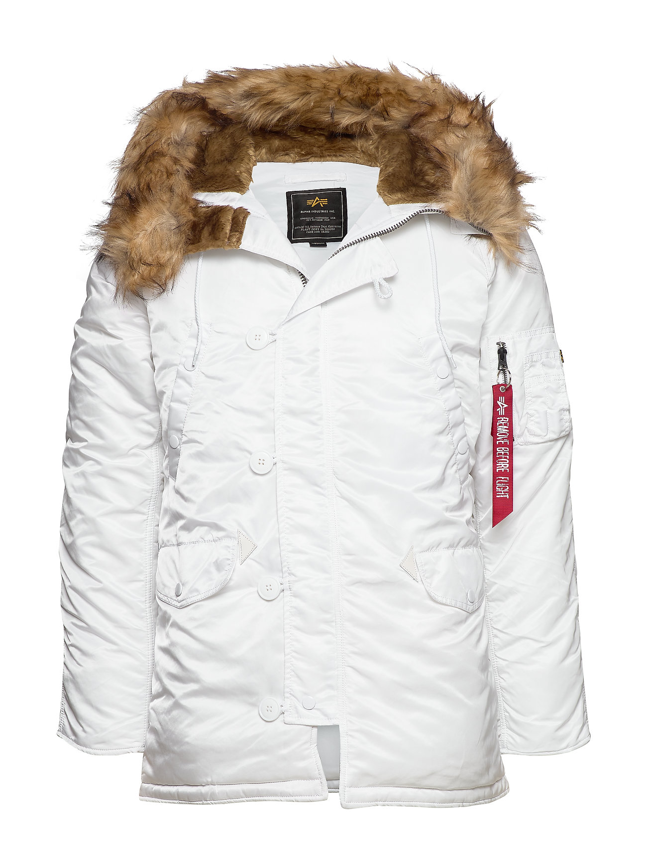 Alpha Industries N3B VF 59 - WHITE