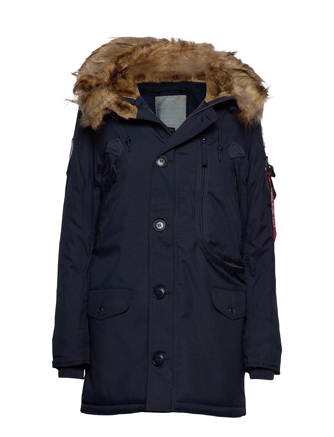 Alpha Industries Polar Jacket Wmn - REP.BLUE