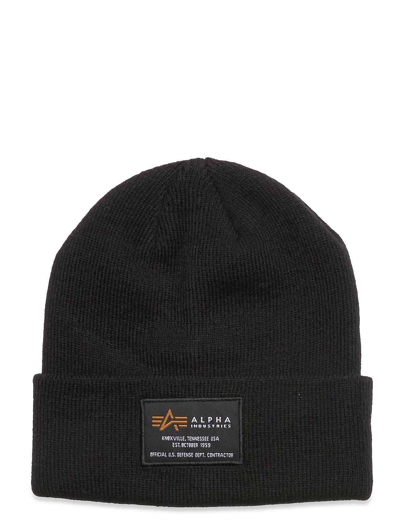 Crew Beanie Accessories Headwear Beanies Sort Alpha Industries