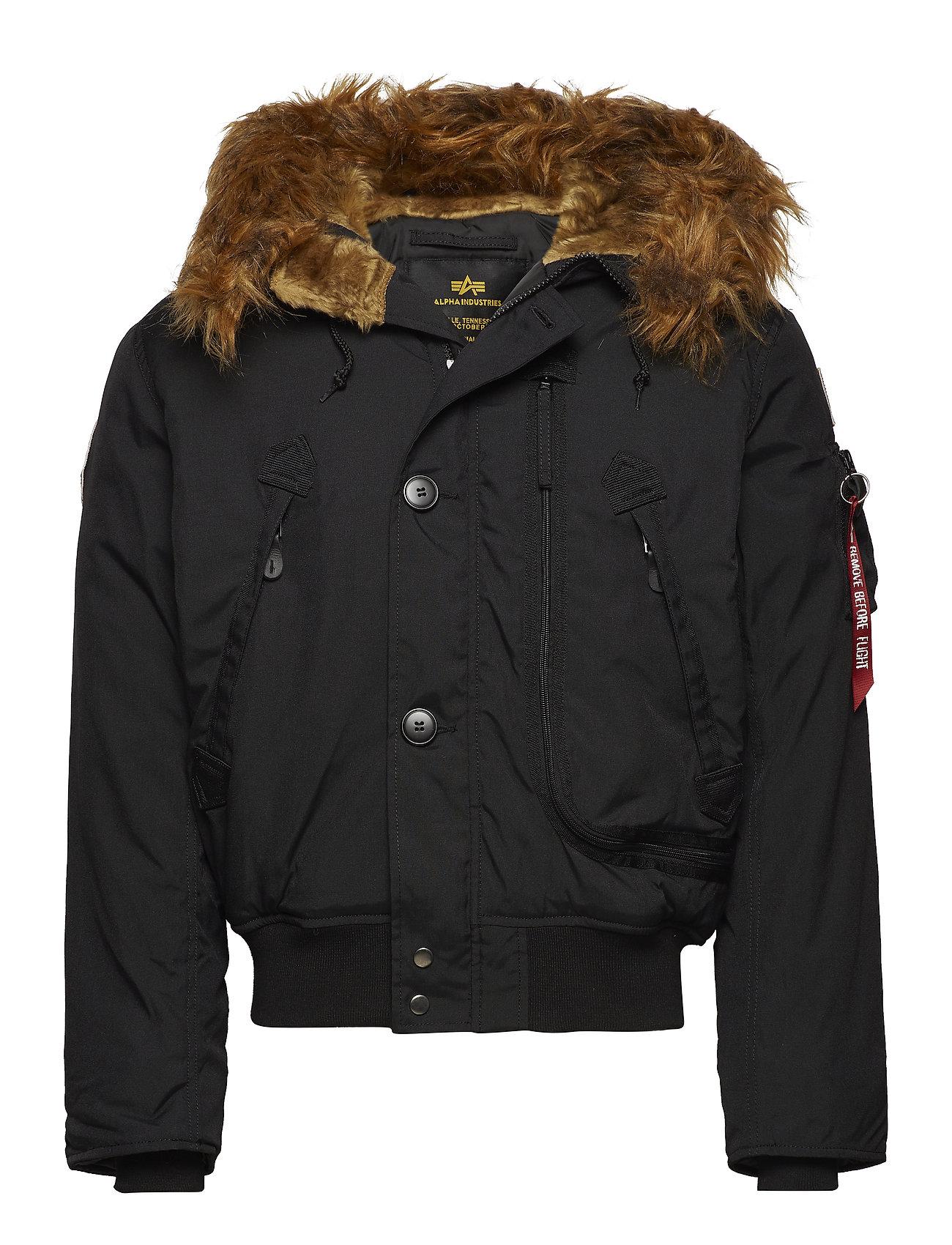 Alpha Industries Polar Jacket SV - BLACK