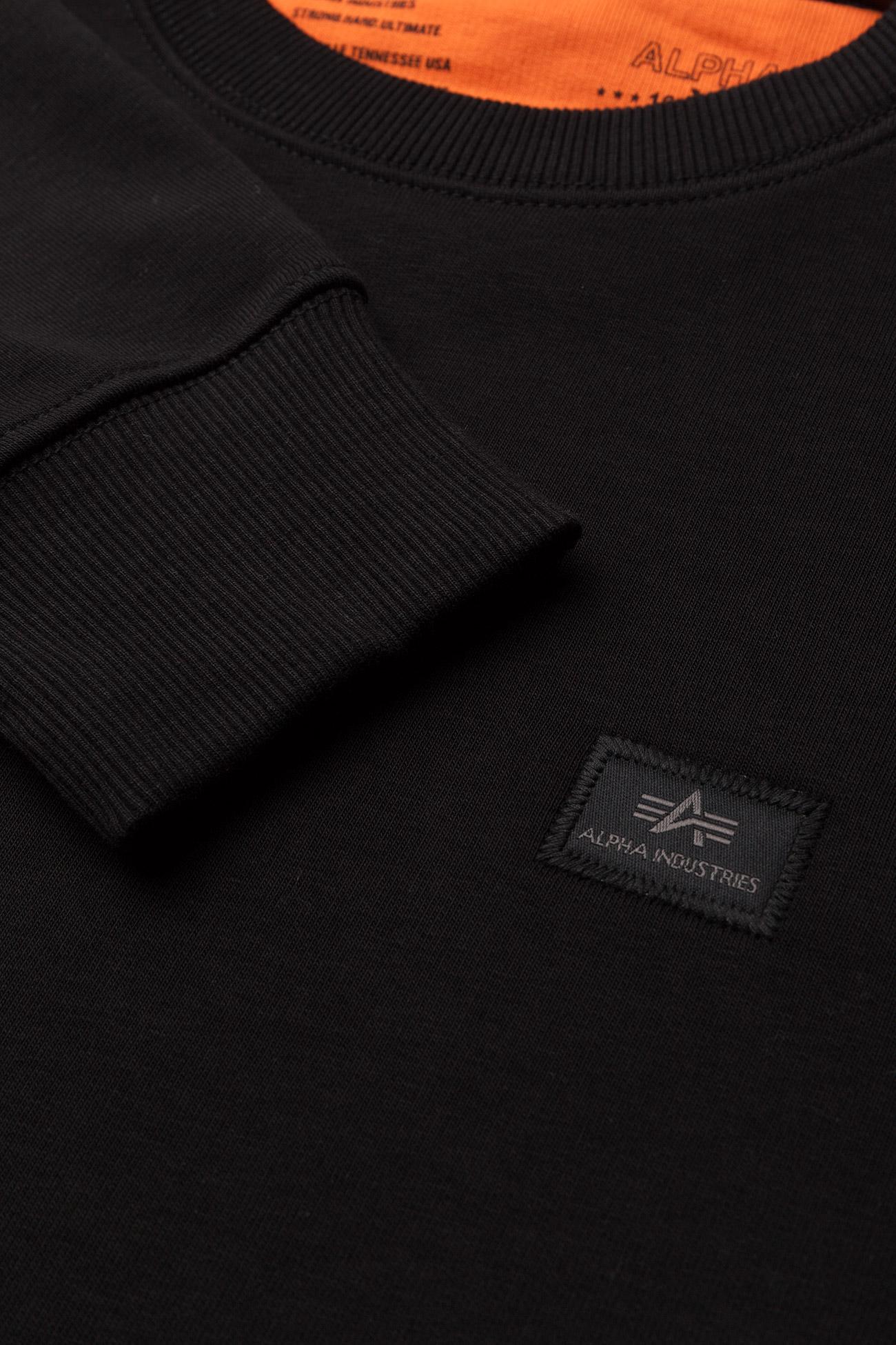 Alpha Industries X-Fit Sweat - Sweatshirts BLACK - Menn Klær