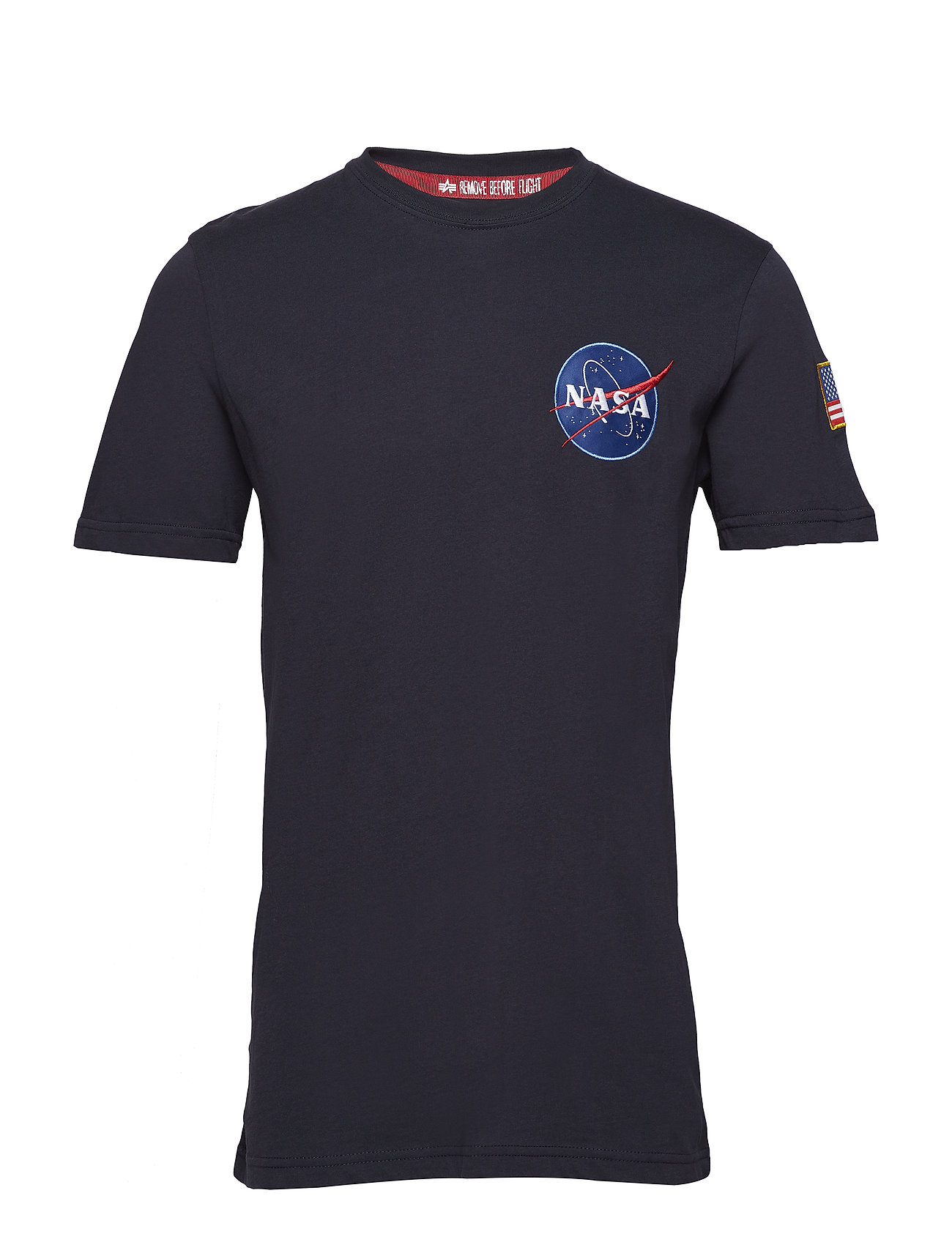 Alpha Industries Space Shuttle T - REP.BLUE