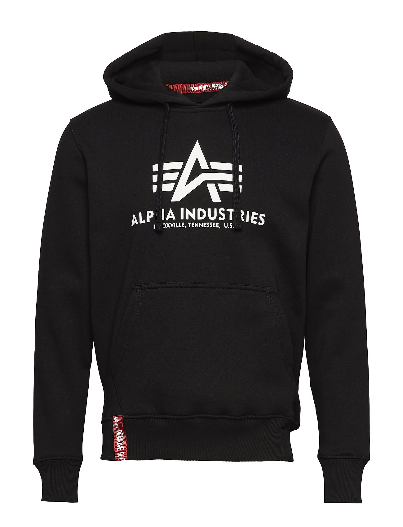 Alpha Industries Basic Hoody - BLACK