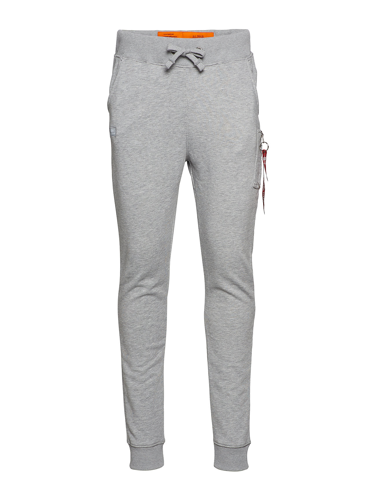 Alpha Industries X-Fit Slim Cargo Pant - GREY HEATHER