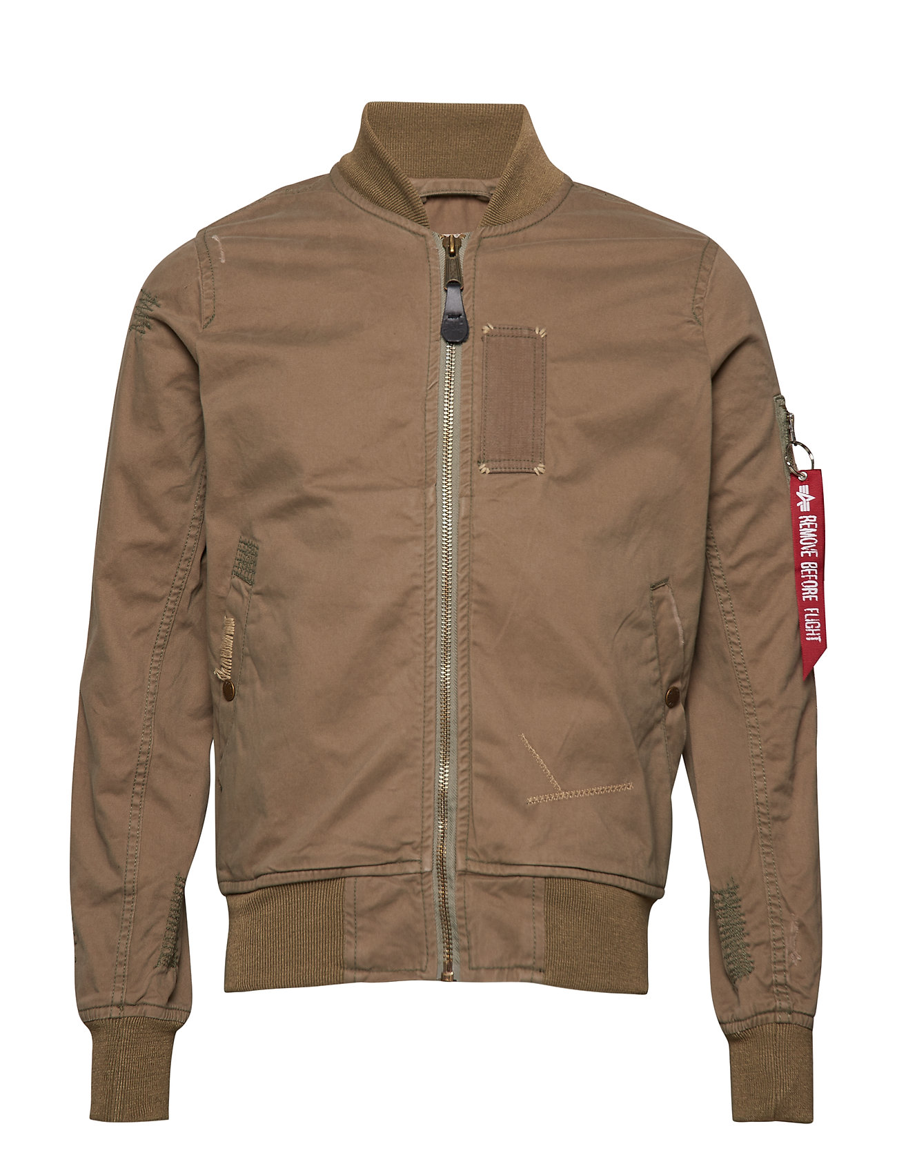 Alpha Industries MA-1 GC Vintage TW - OLIVE