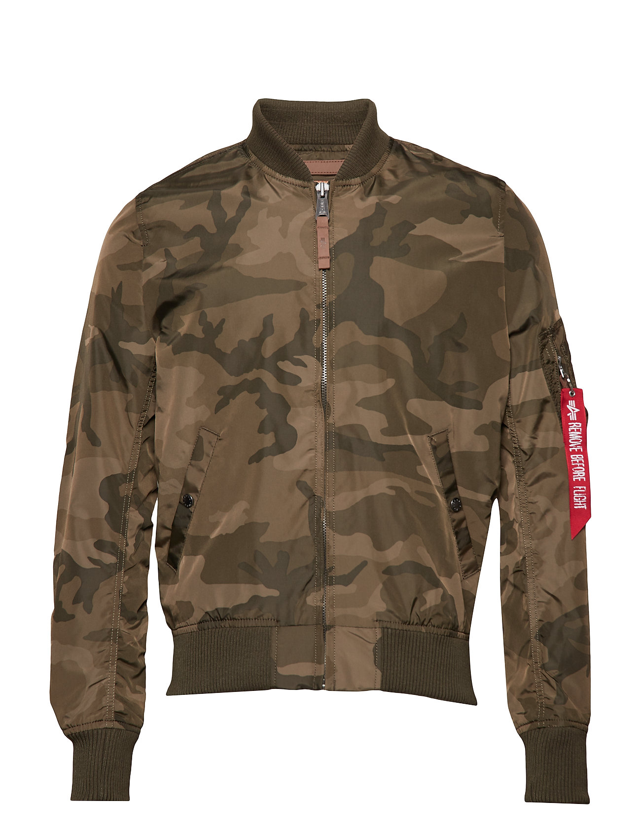 Alpha Industries MA-1 TT - OLIVE CAMO