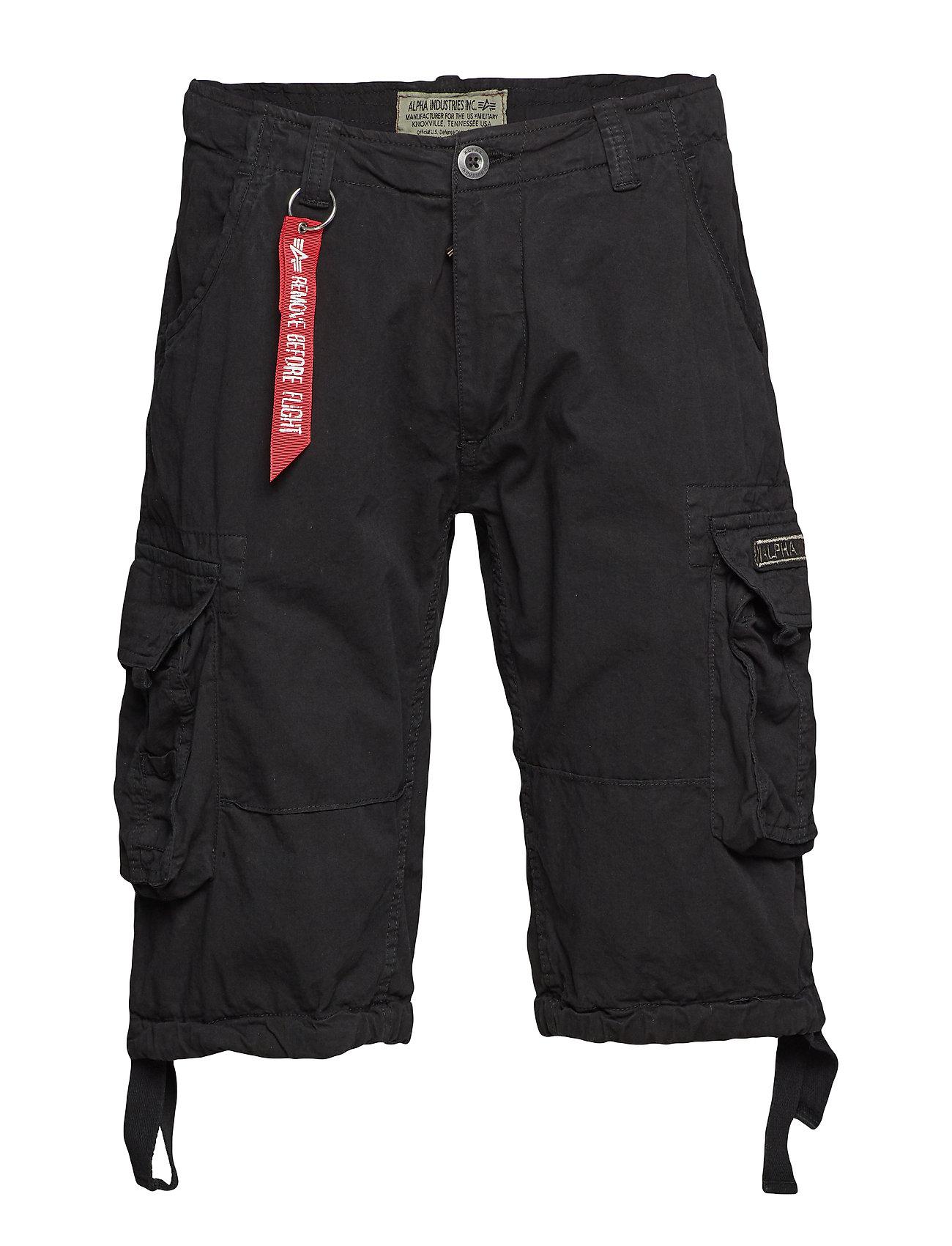 Alpha Industries Jet Short Shorts