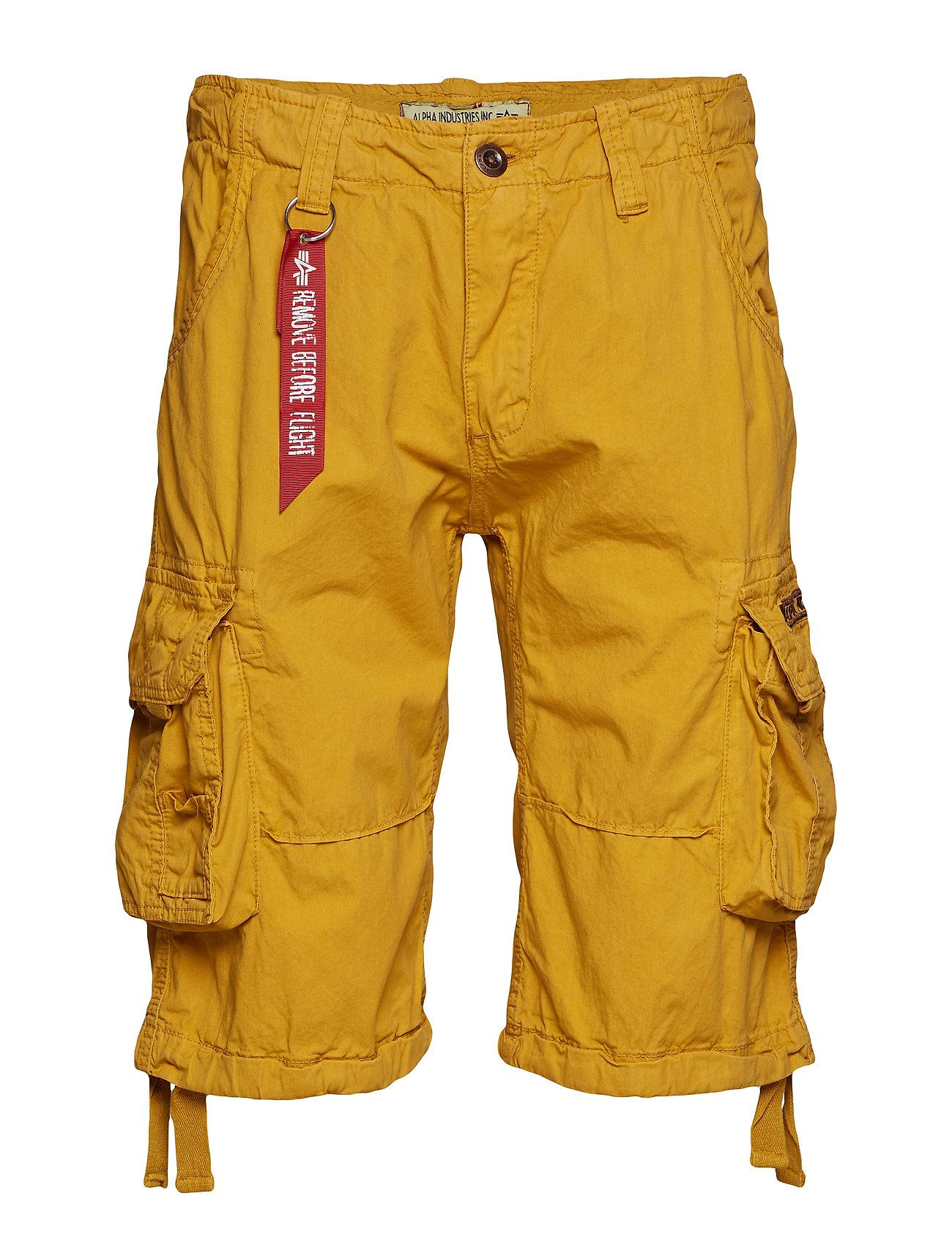 Jet Short Shorts Casual Gul Alpha Industries