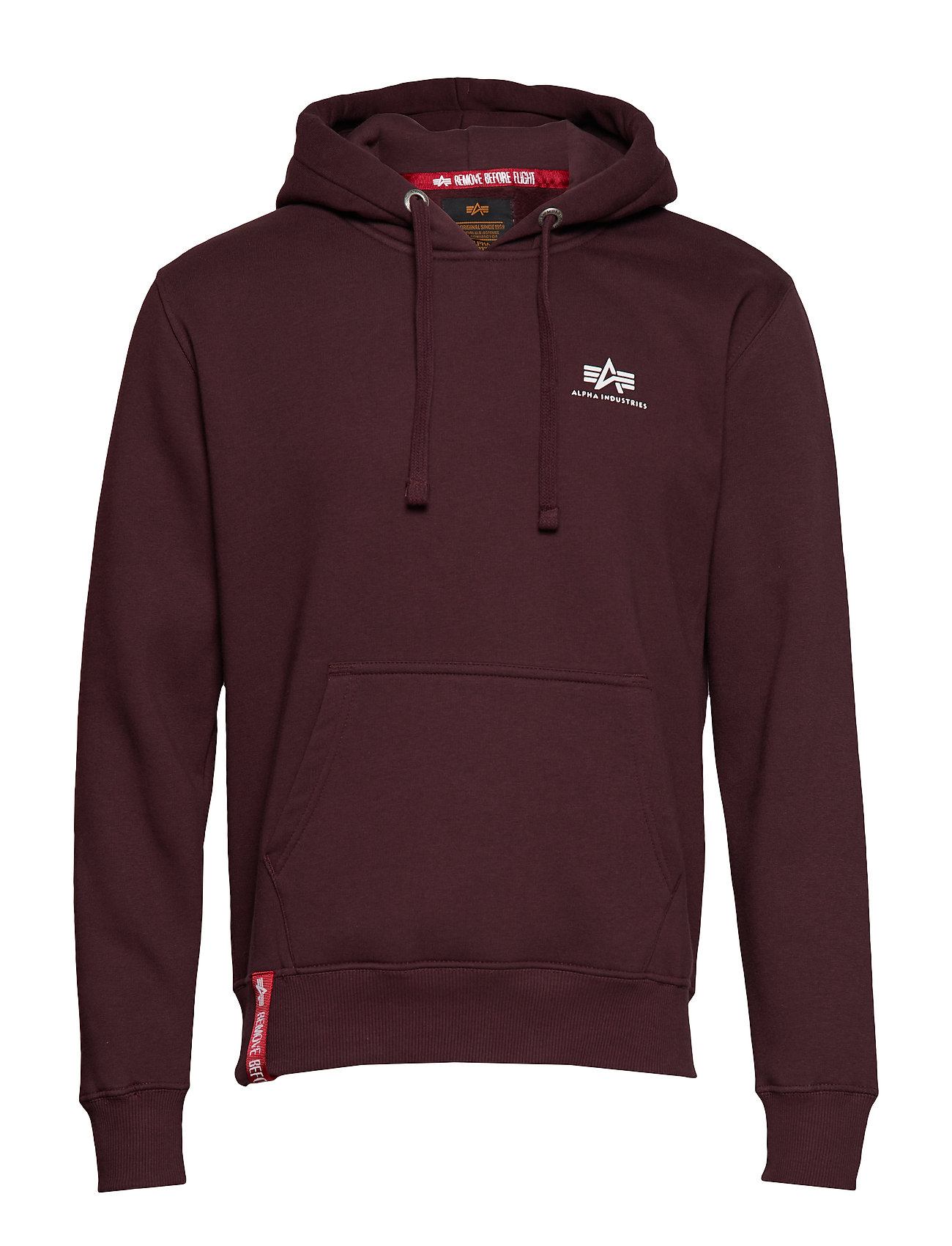 Alpha Industries Basic Hoody Small Logo Ögrönlar