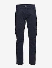 Alpha Industries - Agent Pant - cargobukser - rep.blue - 0