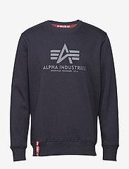 Alpha Industries - Basic Sweater - yläosat - rep.blue - 0