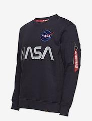 Alpha Industries - NASA Reflective Sweater - yläosat - rep.blue - 1