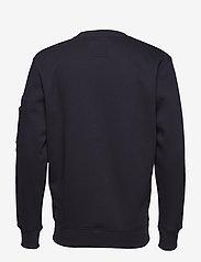 Alpha Industries - NASA Reflective Sweater - yläosat - rep.blue - 2