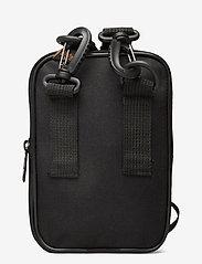 Alpha Industries - Utility Bag Reflective - olkalaukut - black - 1