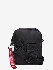 Alpha Industries - Crew Carry Bag - vyölaukut - black - 0