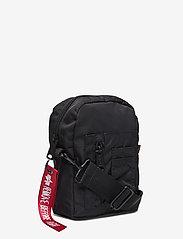 Alpha Industries - Crew Carry Bag - vyölaukut - black - 2