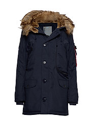 Polar Jacket Wmn - REP.BLUE
