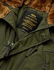 Alpha Industries - Polar Jacket - parkatakit - dark green - 5